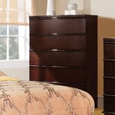 Lenmoore 5 Drawer Chest
