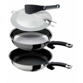 Ultimate Frying System Skillet Set