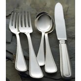 Palatina 66 Piece Dinner Flatware Set with Pie Server