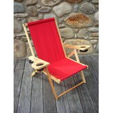 Outer Banks Chair in Red