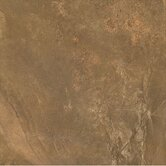 "African Slate 13"" Porcelain Tile  in Rust"