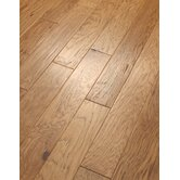 Camden Hills 5&quot; Elegant Scraped Engineered Hickory in Rawhide
