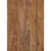 "Chatham 5-9/10"" x 48"" Vinyl Plank in Rainforest Teak"