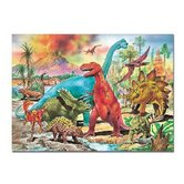 Dinosaurs 100 Piece Jigsaw Puzzle