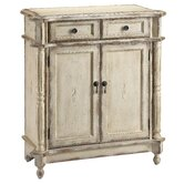 Casually Chic Hand Painted Accent Chest