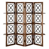 Urban Natural Four Panel Screen