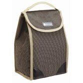 Coolmovers 6.5 Litres Botanics Taupe Lunch / Snack Cool Bag