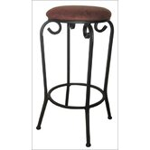 "28"" Iron Barstool (Set of 2)"