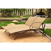 Valencia Double Chaise Lounge