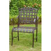 Santa Fe Dining Arm Chair (Set of 2)