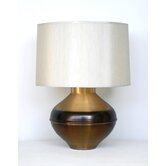 Belladonna Table Lamp in Rust Horizon