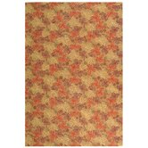 Meadow Crimson/Clover Rug