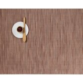 Rectangle Bamboo Woven Vinyl Placemat