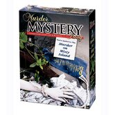 Murder on Misty Island Murder Mystery Party Game