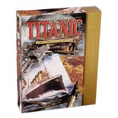 Murder on the Titanic 1000 Piece Jigsaw Puzzle