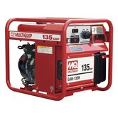 Recoil Start 1500 Watt Honda  GX200 135A DC Welder / 1.5 KW Generator