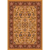 Pastiche Abadan Spice Gold Rug