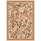 Pastiche Delphi Floral Sand Rug