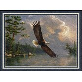 Hautman Eagle Novelty Rug