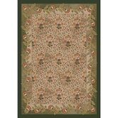 Pastiche Kashmiran Caramay Yew Tree Rug
