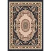 Pastiche Kashmiran Marquette Ebony Rug
