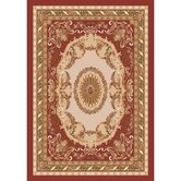 Pastiche Kashmiran Marquette Burnt Brick Rug