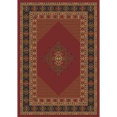 Pastiche Kashmiran Terkan Chili Rug