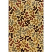 Amelia Floral Ivory Multi Rug