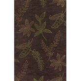 Lotus Brown/Rust Rug