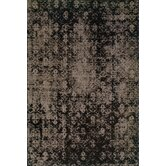Revival Gray/Black Rug