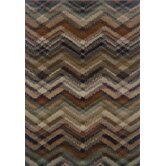 Adrienne Grey/Multi Geometric Rug