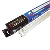 Compact FL Actinic Royal Blue 460nm Aquarium Lamp in White