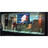 "Insta-RP Series Rear Projection Screen - 2.35:1 Format 151"" Diagonal"