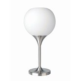 Flare  Table Lamp in Steel