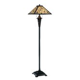 Remus  Floor Lamp in Dark Bronze