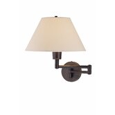 Swinger Swing-Arm Wall Lamp