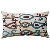 "Ankara 15"" x 27"" Eurosham Pillow"
