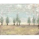 "Woodland View Printed Canvas Art - 24"" X 28"""