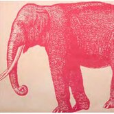 Elephant Napkin