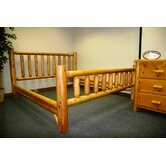 Moon Valley Queen Slat Bed