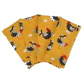 Hot Chicks Napkin (Set of 4)