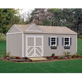 Premier Series Columbia Wood Storage Shed