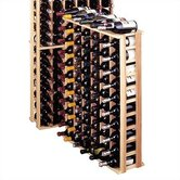 Country Pine 66 Bottle Wine Rack