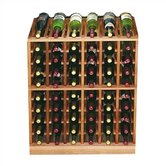 Designer Series 60 Bottle Wine Rack