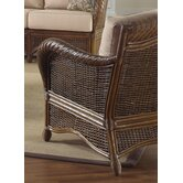 Turks Bay Lounge Chair with Cushion