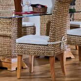 Sea Breeze Dining Side Chair with Cushion