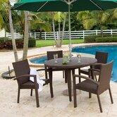 Soho 5 Piece Dining Set