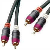 Stereo Phono to Stereo Phono Cables