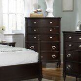 Jeanette 5 Drawer Chest