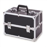Pro Case with 4 Extendable Trays, Dividers &amp; 6 Bottom Compartments